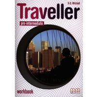 Traveller pre-intermediate Workbook + CD (opr. miękka)