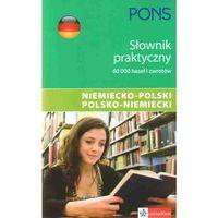 Pons Słownik praktyczny niemiecko polski polsko niemiecki (opr. miękka)