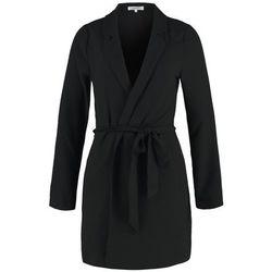 Zalando Essentials Krótki płaszcz black