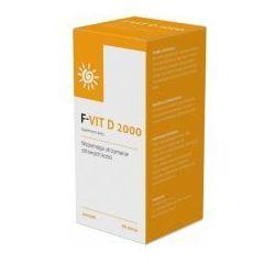 F-VIT D 2000 WITAMINA D (60 porcji)