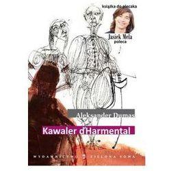 Kawaler d'Harmental - Aleksander Dumas (opr. miękka)