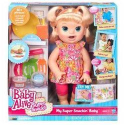 Baby Alive Moja Lala Łakomczuszek Sara B0632