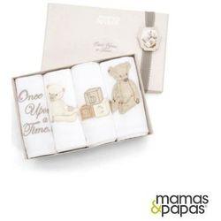 MAMAS&PAPAS Pieluszki muślinowe - opakowanie prezentowe, kolekcja Once Upon A Time