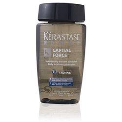 KERASTASE Homme Bain Capital Force Kąpiel do wosów z tendencją do upieżu 250 ml