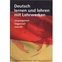 Deutsch lernen und lehren mit Lehrwerken (opr. miękka)