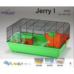 Inter-Zoo klatka dla chomika Jerry I z wyposażeniem
