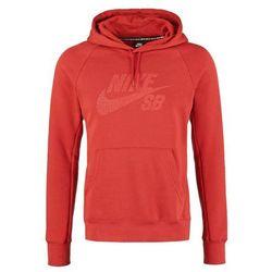Nike SB Bluza z kapturem dark cayenne/light crimson