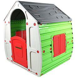 Domek dla dzieci 07 90x102x109cm Tobi Toys