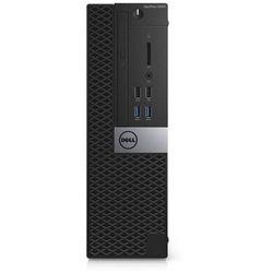 Dell OptiPlex 5040 N019O5040SFF02 - Core i7 6700 / 8 GB / 500 / Intel HD 530 / DVD / Windows 10 Pro lub 7 Pro / pakiet usług i wysyłka w cenie