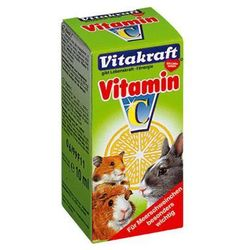 Vitakraft Vitamin C - krople z witaminą C dla gryzoni