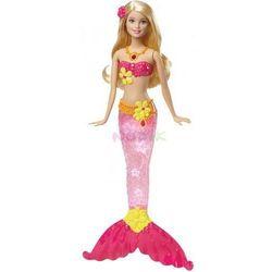 Barbie świecąca Syrenka Mattel