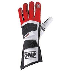 Rękawice OMP Tecnica Evo - Czerwony