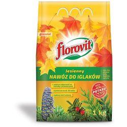 Nawóz jesienny do iglaków 1 kg Florovit