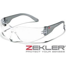 ZEKLER Okulary ochronne 30-HC/AF bezbarwne 380600304