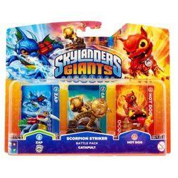 Figurki Giants - Scorpion Striker Battle Pack