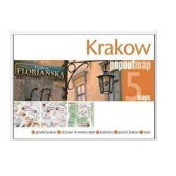 Krakow plan miasta