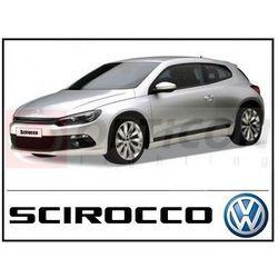 VW Scirocco - Światła do jazdy dziennej LED DRL P21W Ba15s Epistar - Zestaw 2 żarówki