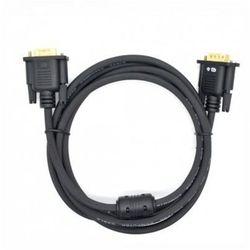 TB Kabel VGA 15M-15M 1.8 m., czarny pozłacany