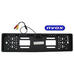 Samochodowa kamera cofania CCD wbudowana w ramkę rejstracyjną