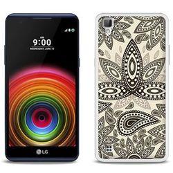 Fantastic Case - LG X Power - etui na telefon Fantastic Case - indyjskie wzory
