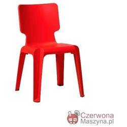 Krzesło Authentics Wait czerwone