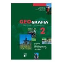 Geografia. Liceum, część 2. Podręcznik. Zakres podstawowy + zakładka do książki GRATIS (opr. miękka)