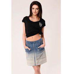 Spódnica jeansowa Siena