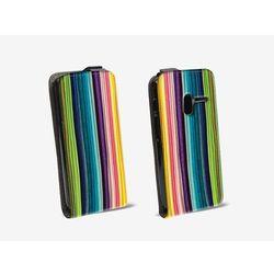 Flip Fantastic - Alcatel One Touch PIXI 3 (4.5) - futerał na telefon - sznurowadła