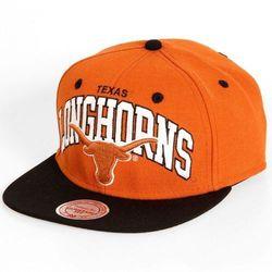 czapka MITCHELL & NESS - Texas Longhorns Ncaa Team Arch 2 Tone Snapback (LONGHORNS) rozmiar: OS
