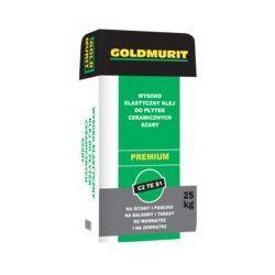 Wysoko Elastyczny Klej Do Płytek Szary 25kg Goldmurit