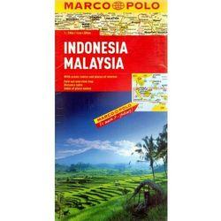Indonezja Malezja mapa 1:2 000 000 Marco Polo (opr. twarda)