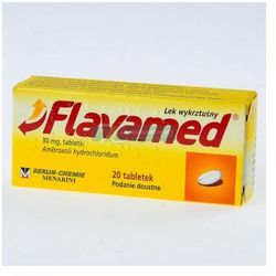Flavamed 30 mg x 20 tbl