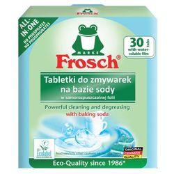 Frosch tabletki do zmywarki na bazie sody (30 szt.)