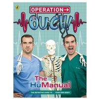 Operation Ouch The HuManual - Elcomb Ben, Tulleken Chris (opr. twarda)