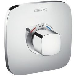 Bateria Hansgrohe Ecostat hansgrohe bateria termostatyczna ecostat e podtynkowa element zewnętrzny chrom - 15705000 15705000
