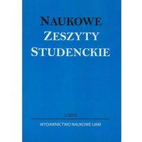 Naukowe Zeszyty Studenckie 2/2010