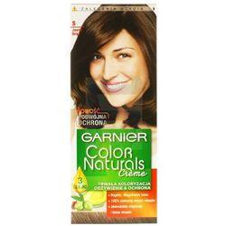 Garnier Color Naturals Farba do włosów Jasny Brąz nr 5