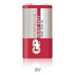 Bateria 9V/6F22 GP POWERCELL