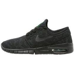 Nike SB STEFAN JANOSKI MAX Buty skejtowe black/pine green