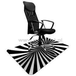 Podkładka ochronna pod krzesło z przestrzennym wzorem 039 - 100x140cm - gr. 1,3mm