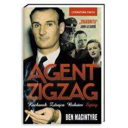 AGENT ZIGZAG (opr. miękka)