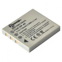Akumulator NP-40 do Praktica Luxmedia 10-23 12-03 12-23 12-HD