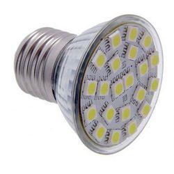 Żarówka LED biała 230V 2.5W 21LED E27
