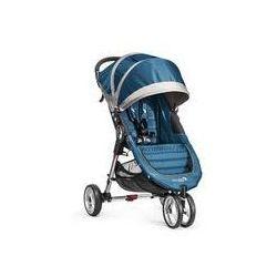 Wózek spacerowy City Mini Single Baby Jogger + GRATIS (teal/gray)