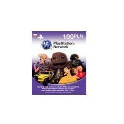 Sony Karta Playstation Network 100zł Darmowy odbiór w 19 miastach!