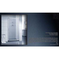 DRZWI PRYSZNICOWE AXISS GLASS AN6121D 1100mm