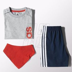 Komplet adidas Summer Set Gift Pack Kids S21399
