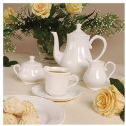 Zestaw do kawy dla 12 osób porcelana Karolina Castel