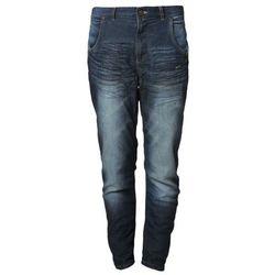 Reebok Spodnie materiałowe indigo denim