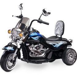 Toyz, Pojazd na akumulator Rebel Black Darmowa dostawa do sklepów SMYK